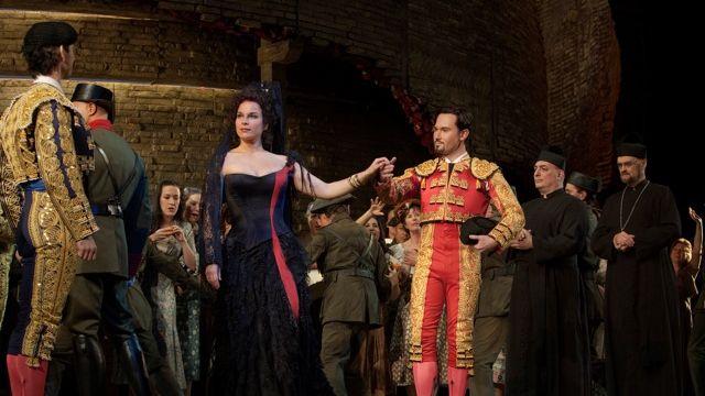 Opera on Film - Carmen by Georges Bizet