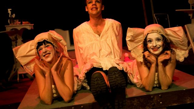 Cabaret by Joe Masteroff, John Kander and Fred Ebb