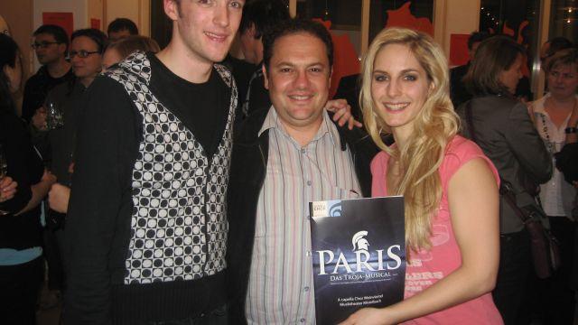 AUSSIE MUSICAL 'PARIS' IN AUSTRIA.