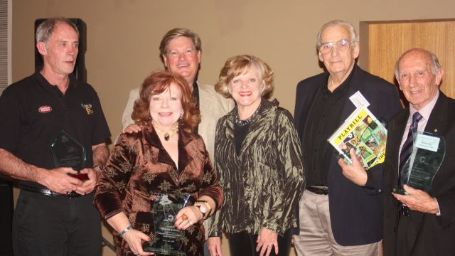 Community Theatre 'Legends' Join Hall of Fame.