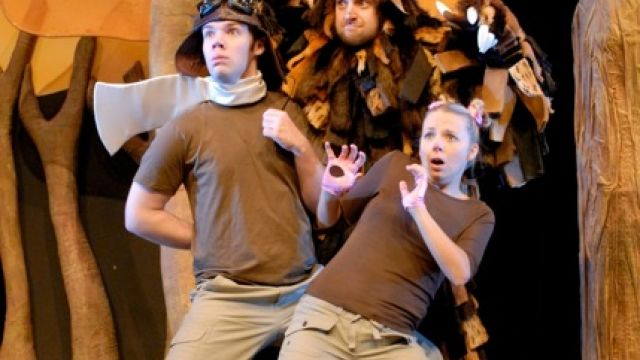 Hit Children's play wins acclaim at home and abroad.