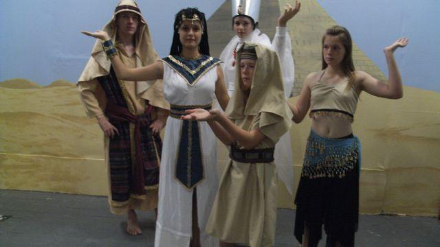Tutankhamun by LaVerne Kirton