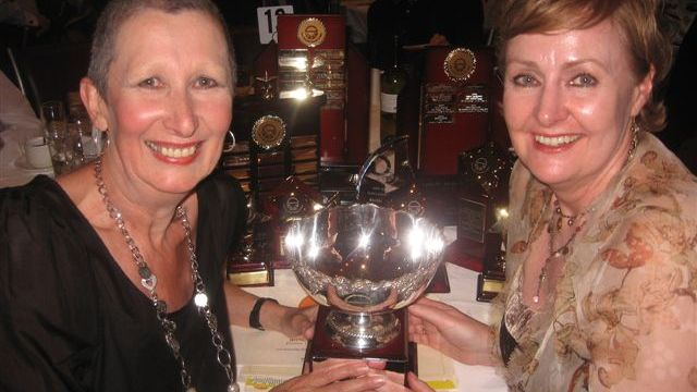 Moving Play about Cancer Wins Top Awards for Melbourne's Encore Theatre.
