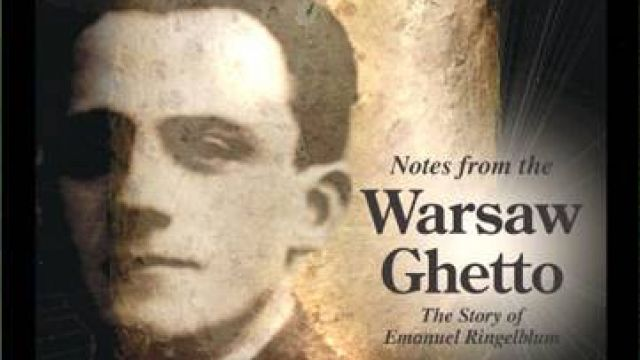 Notes from the Warsaw Ghetto: The story of Emanuel Ringelblum by Neil Cole