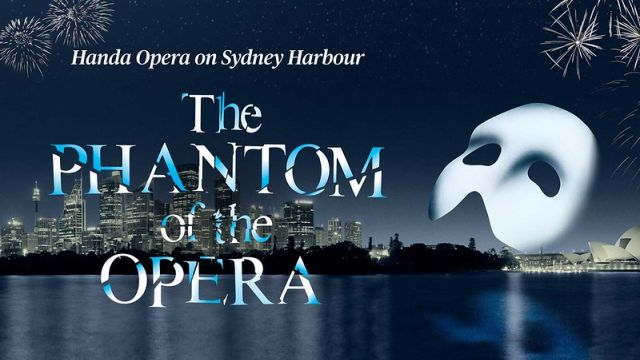 Audition Call for The Phantom of the Opera on Sydney Harbour