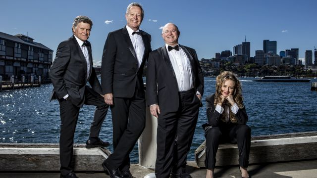 The Wharf Revue Team Open a Can Of Worms