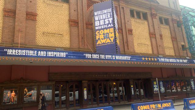 Sydney Theatres to Re-Open