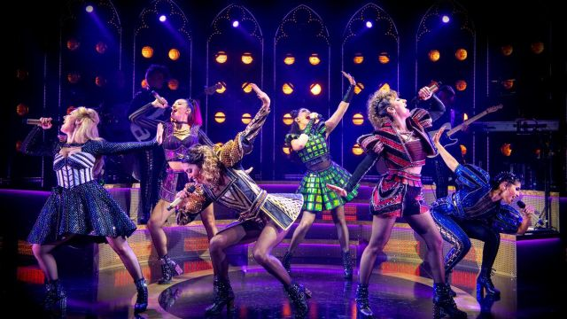 SIX The Musical Returns to Sydney Opera House.
