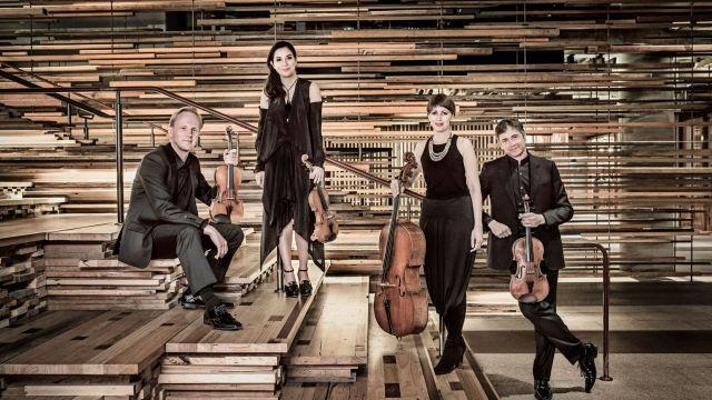 New Cellist for Australian String Quartet