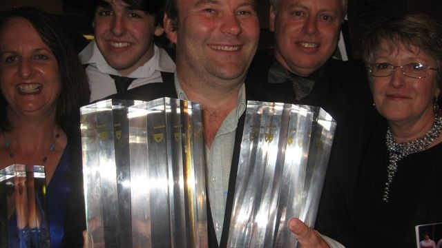 Ballarat wins Musical of the Year.