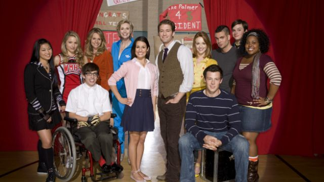 The Glee Effect: TV Show boosts Live Theatre.