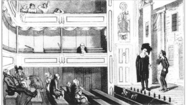 The Convict Theatres of Early Australia 1788-1840