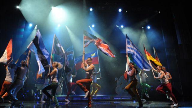 EUROBEAT – Almost Eurovision