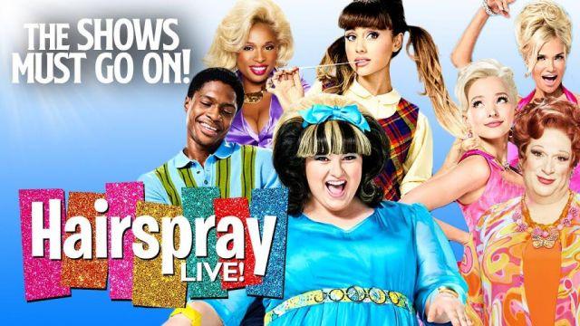 Hairspray is Streaming FREE This Weekend