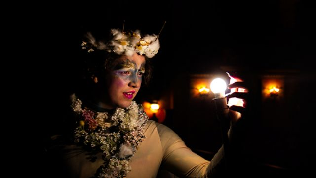 Ghost Lights Kicks Off NIDA Digital Theatre Festival
