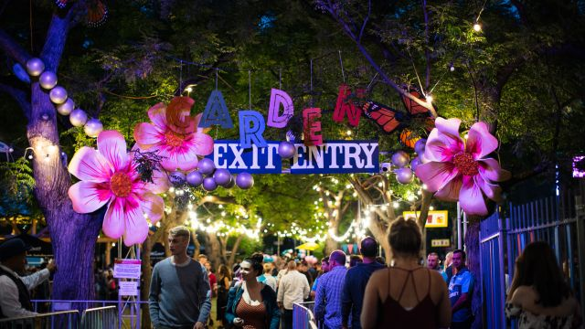 Garden of Unearthly Delights - Adelaide Fringe 2020
