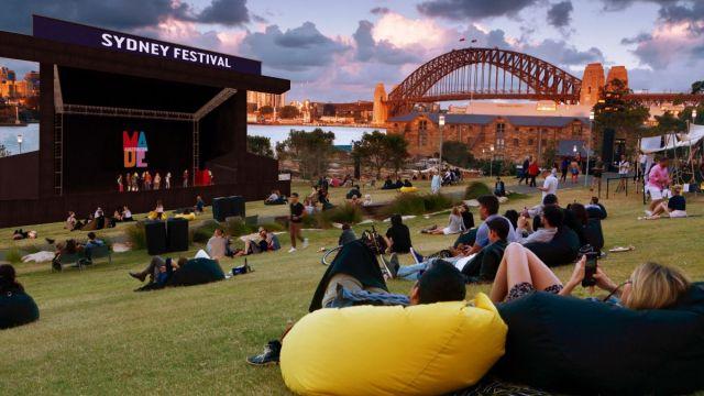 Australian Made Sydney Festival in 2021
