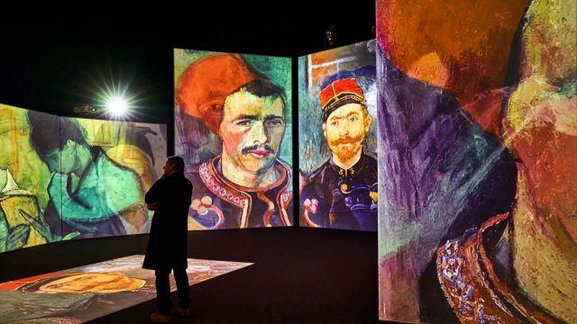 Van Gogh Alive - Australian Premiere for Sydney