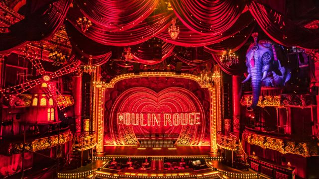 Moulin Rouge! The Musical for Melbourne