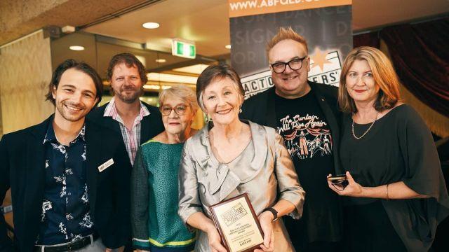 Alan Edwards Lifetime Achievement Award 2020