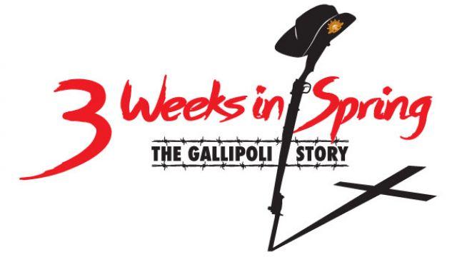 Gallipoli Musical to Premiere in April