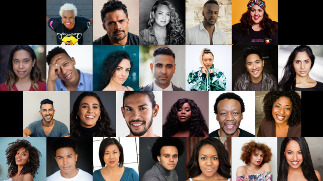 Artists of Colour Initiative