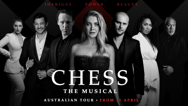 Cast Announced for Chess The Musical