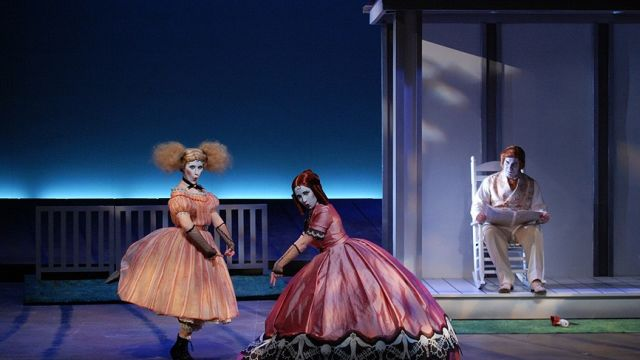 Gertrude Opera Presents Online Opera Festival