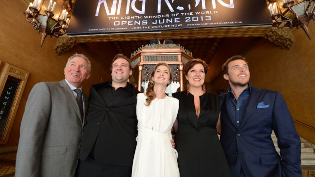 KING KONG Musical Live On Stage in Melbourne