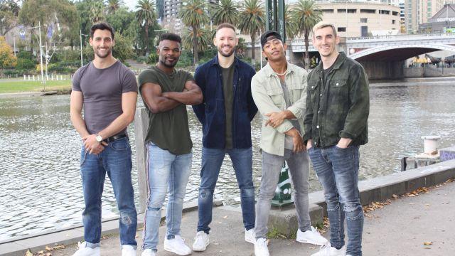 Meet the Men of Magic Mike Live!
