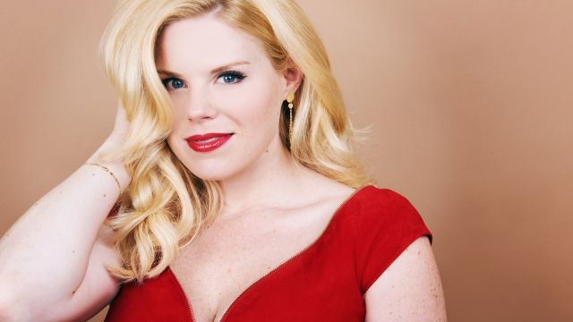 Megan Hilty at Opera House