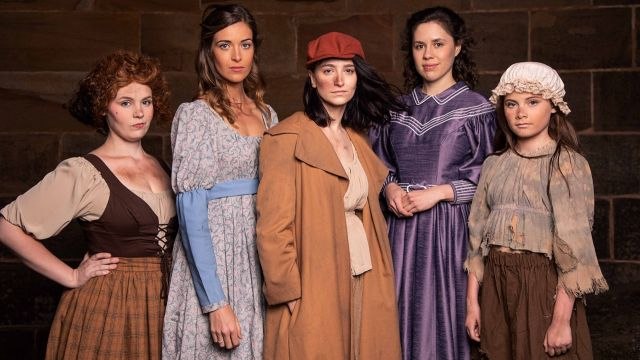 A Chat with Fantine, Cosette and Eponine