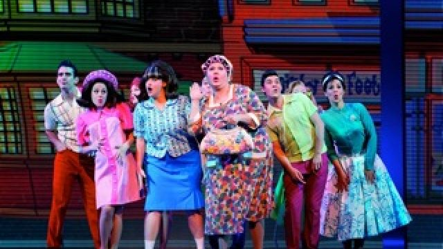 Hairspray for Sydney in June