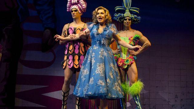 Priscilla Receives Four Nominations