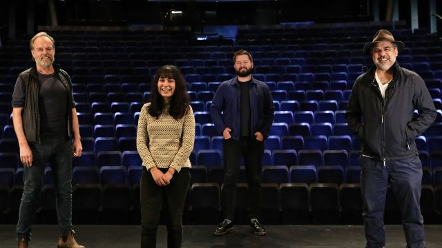 Sydney Theatre Company Returns to the Stage