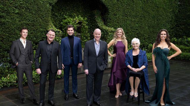 The Secret Garden Adult Cast