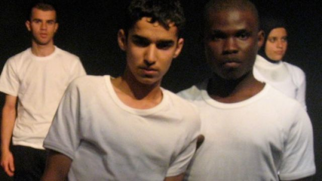 Play Explores Child Refugee Experience