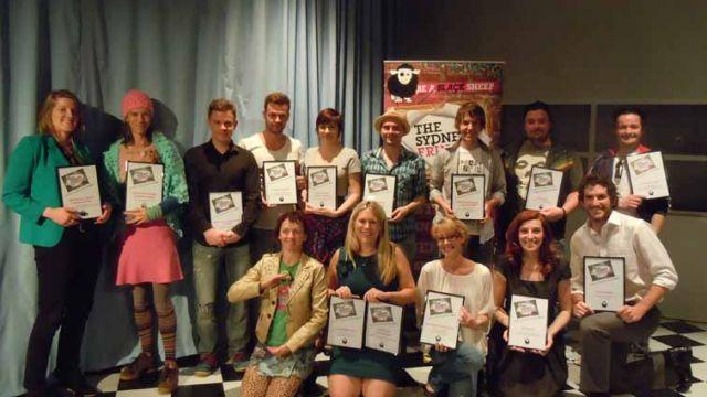 Sydney Fringe 2011 Awards for Excellence