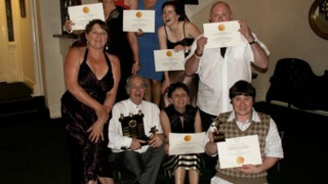 The Victorian Drama League 14th Annual Awards Presentation Evening 2010