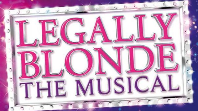 Legally Blonde Musical for Sydney in 2012