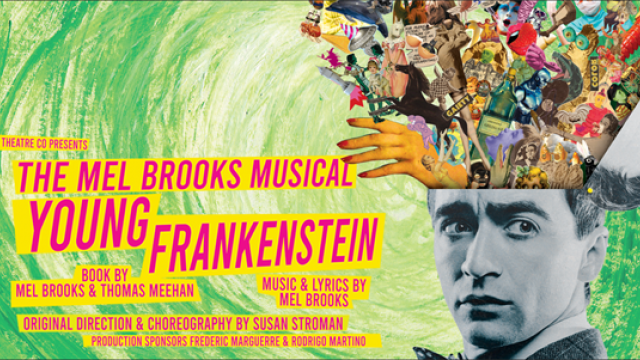 Young Frankenstein to Re-Open Hayes Theatre