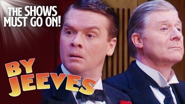 Watch Lloyd Webber Musical By Jeeves FREE This Weekend
