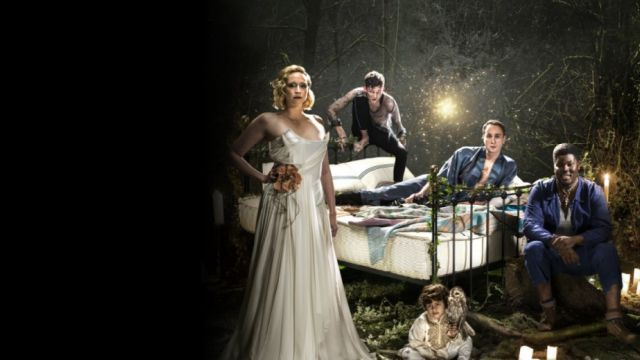A Midsummer Night's Dream Streaming Free - National Theatre at Home