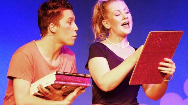 Zanna, Don't! A musical fairytale.