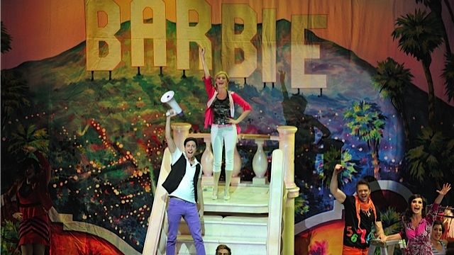 Barbie Live! The Musical