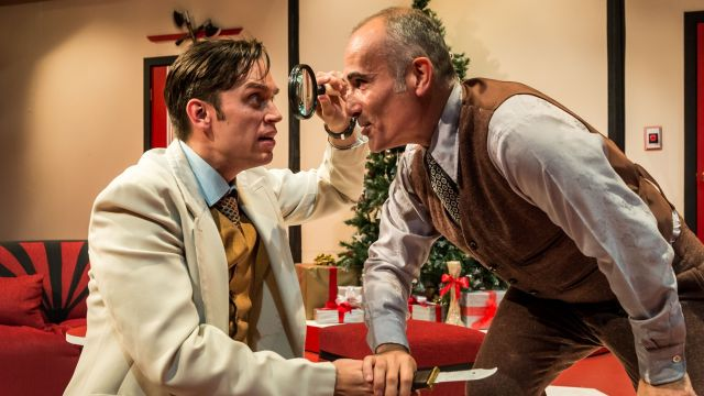 The Game's Afoot … or Holmes for the Holidays
