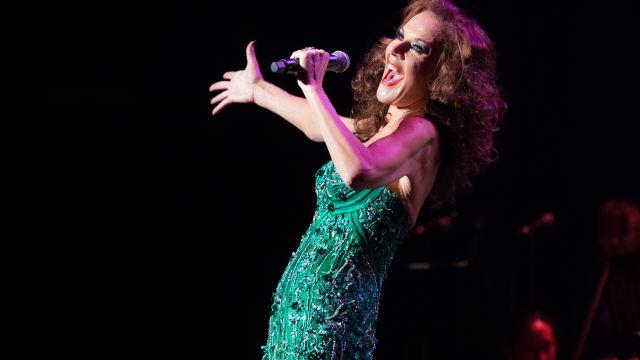 Rhonda Burchmore on Broadway