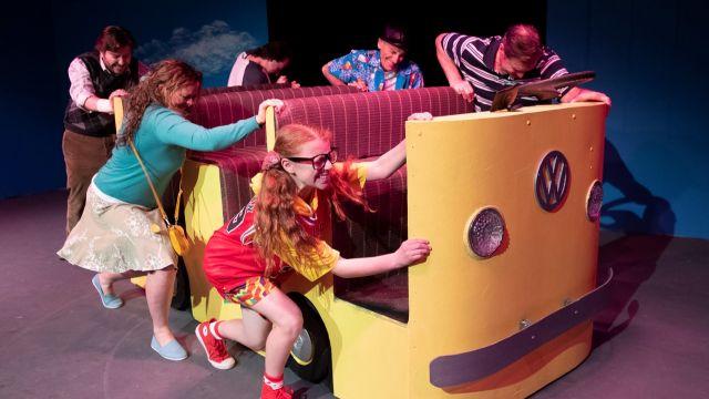 Little Miss Sunshine: the musical