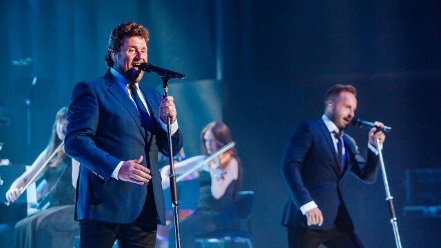 Michael Ball & Alfie Boe – Together