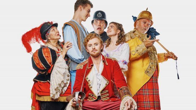 Simon Gallaher's The Pirates of Penzance